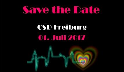 CSD Freiburg am 01.07.2017
