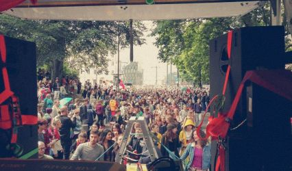 Solidarität mit dem CSD Freiburg!