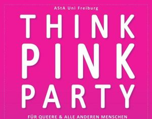 Pink Party @ Mensa Rempartstraße