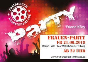 Frauen-Party mit DJane Käry (Ladies only) @ Wodan Halle